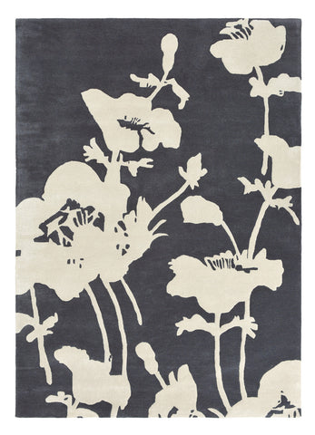 Aloha Indoor/Outdoor Rug Black