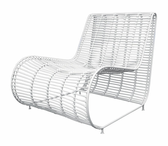 Cuba Occasional Chair White