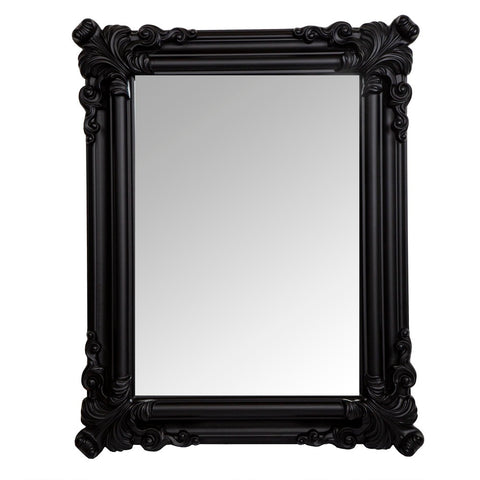 Saint Denis Mirror Black