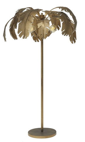 The Palm Floor Lamp