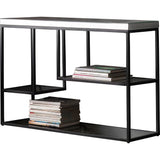 Smithson Console/Shelving Unit Black