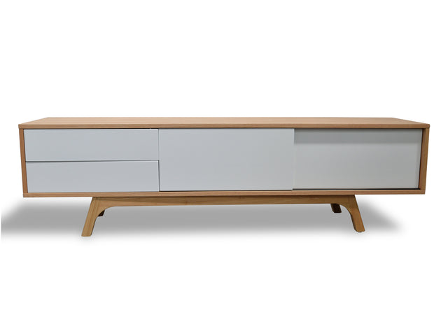 Copenhagen Entertainment Unit Natural 180cm