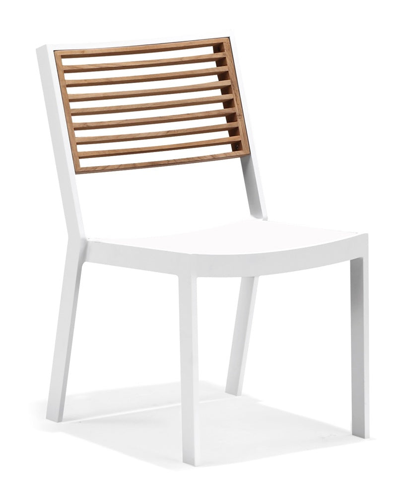 Bocage Dining Chair White