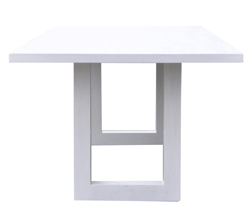 Conrad Dining Table White