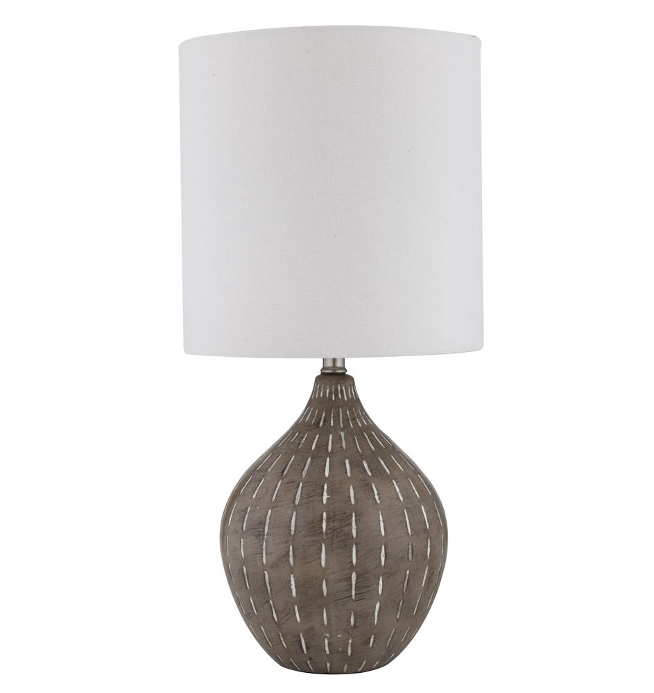 Plaza Table Lamps Pair
