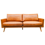 Mapleton Leather 2.5 Seater Sofa