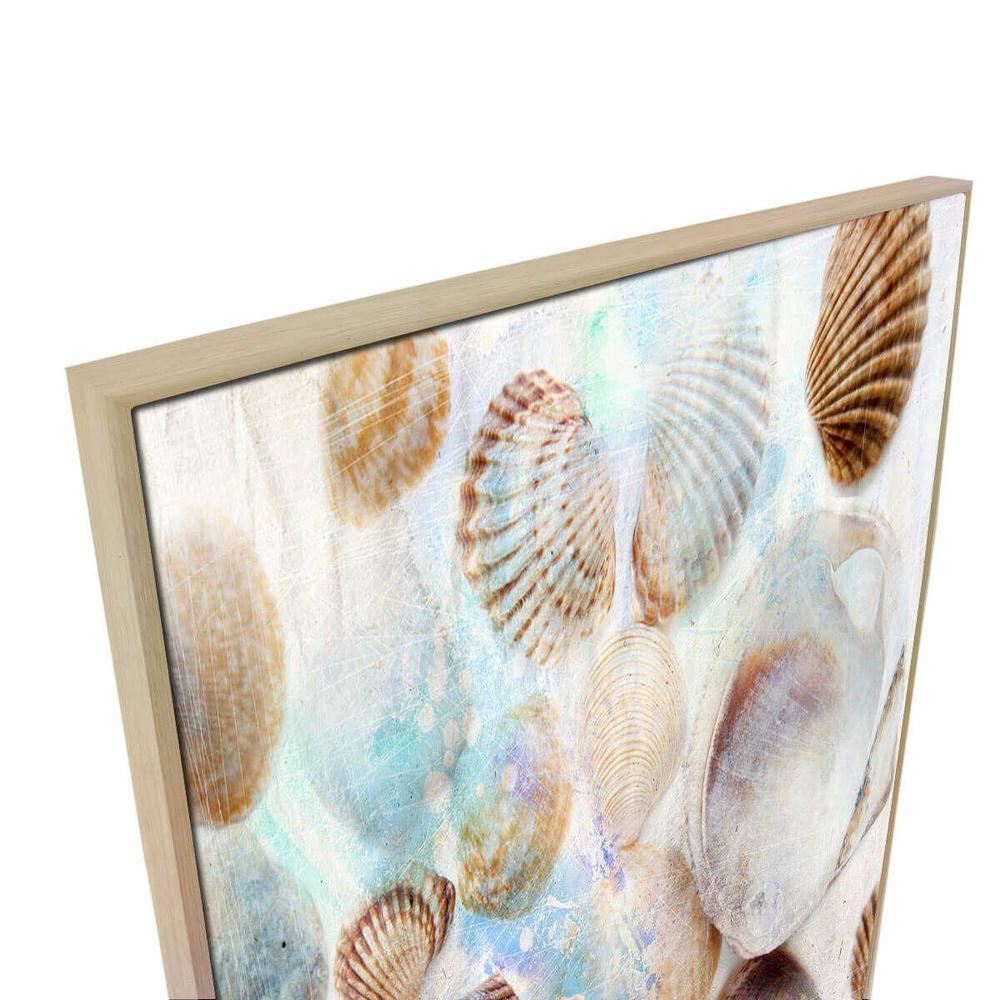 Natural Arrangements Canvas Print with Floating Frame