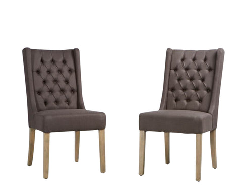 Michel Dining Chair Charcoal