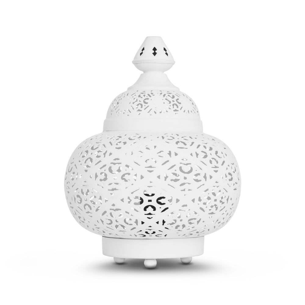 Naresh Table Lamp Whitewash