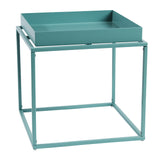 Alto Square Tray Lamp Table Spearmint