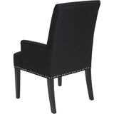 Bentley Armchair Black