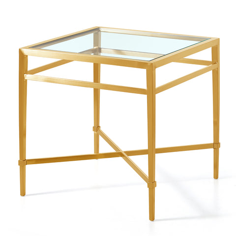 Gaubert Side Table Marblelite