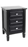Merci Bedside Table Small Black