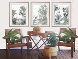 Tropical Living Print 9