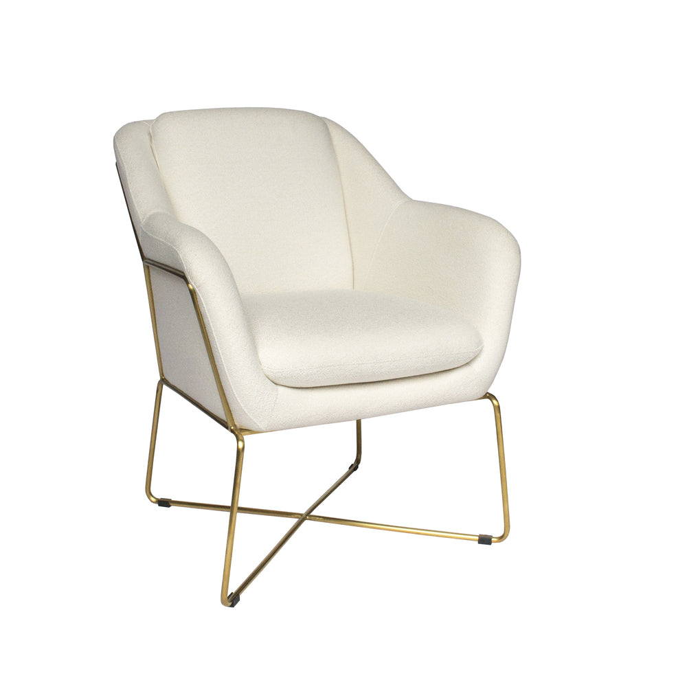 Milan Armchair Riva Natural