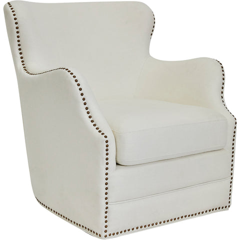 Martin Swivel Arm Chair