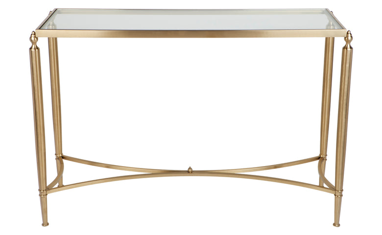 Jacques Console Table Gold