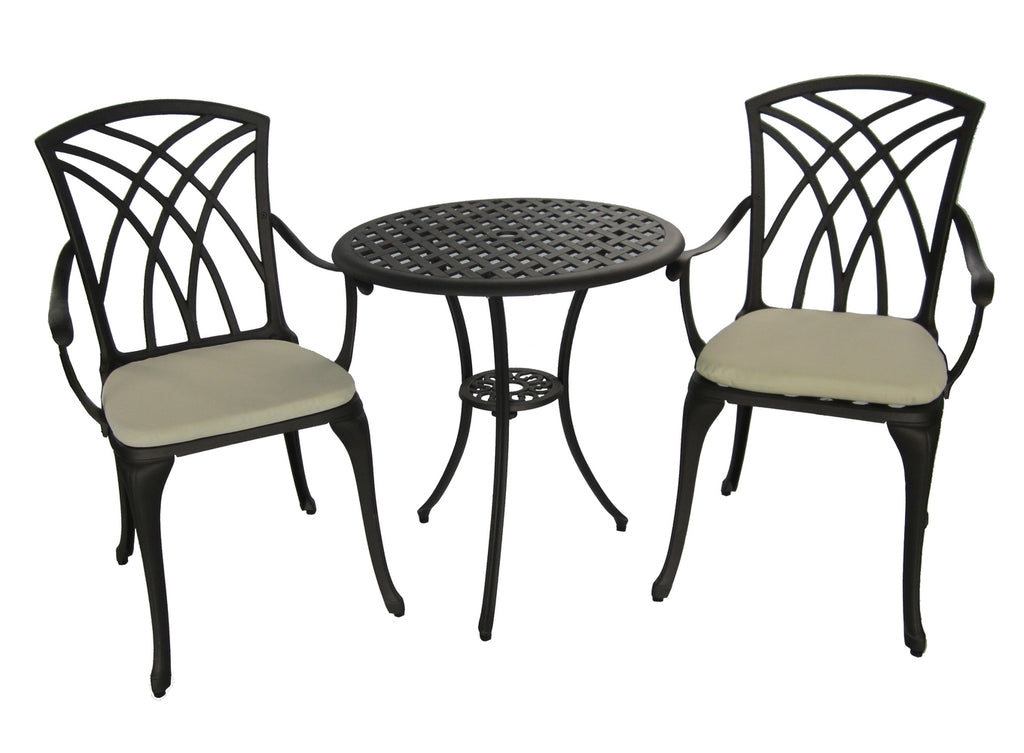 Butchart Dining Setting 3 Piece