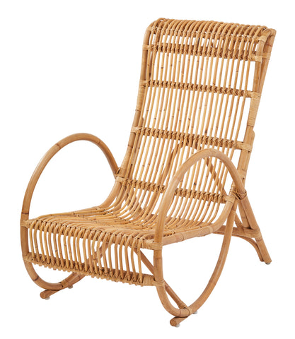 Mantra Side Table Natural Rattan
