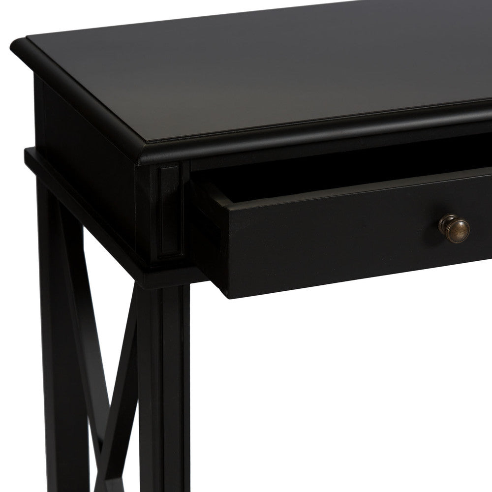 Manto Console Table Black