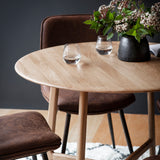 Langham Round Dining Table