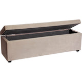 Rosamund Storage Bed End