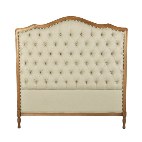 Phillips Tufted Queen Bed Head