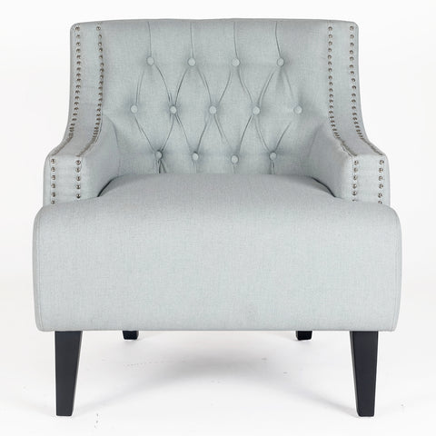 Fairfield Armchair Ice Blue