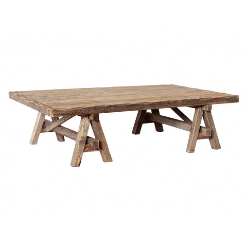Baxter Trestle Coffee Table