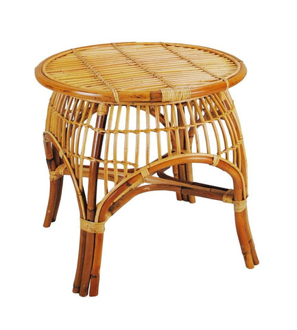 Colonial Round Table Natural