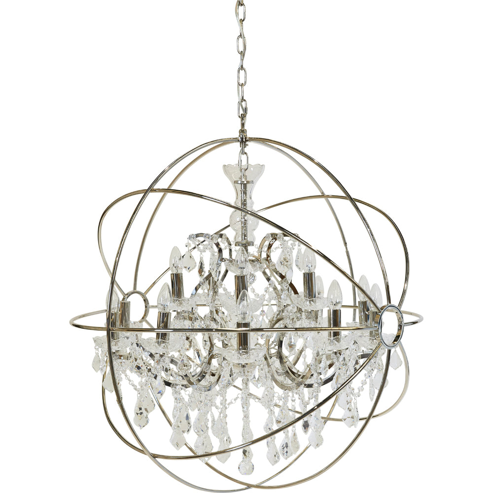 Pierre Chandelier Nickel