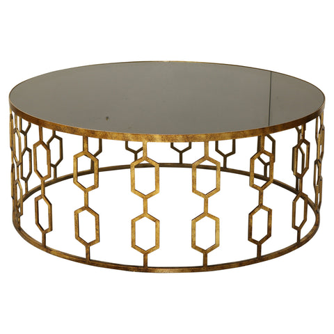 Chia Coffee Table Light Grey