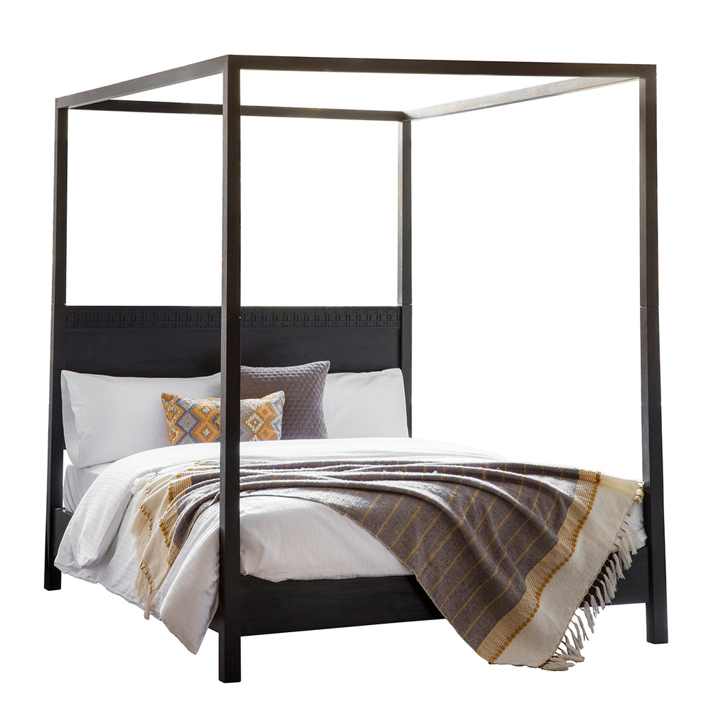 Fez Boutique 4 Poster Bed King