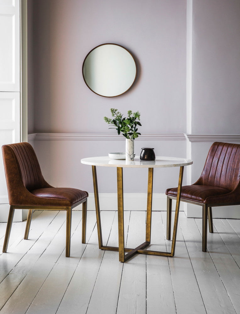 Portia Round Dining Table