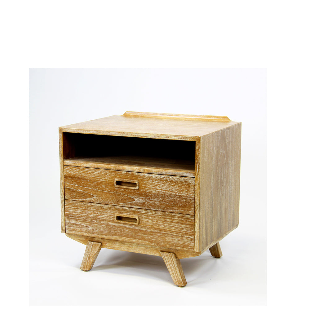 Arctic Bedside Table