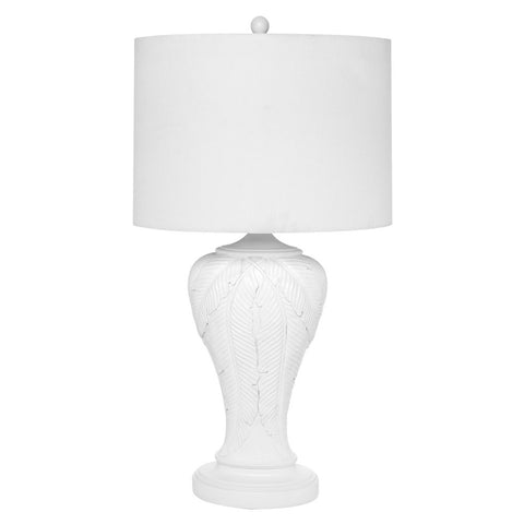 Hardwick Table Lamp White