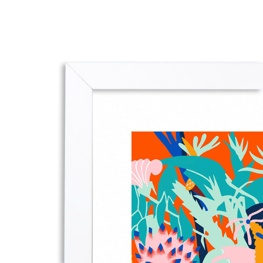Planter 2 Framed Print