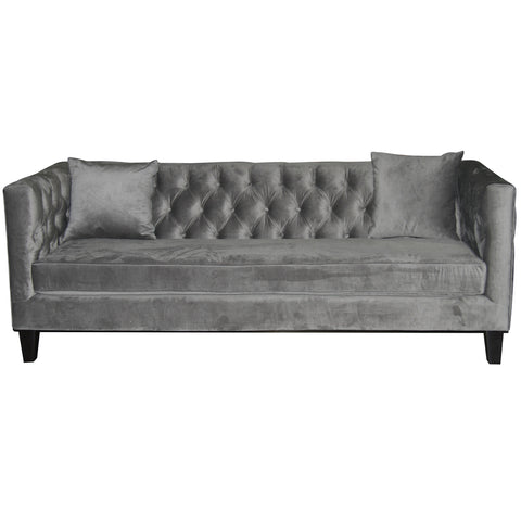 Kew 3 Seat Sofa Grey