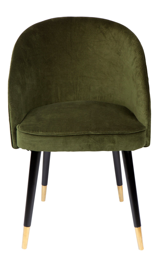 Reed Armchair Moss