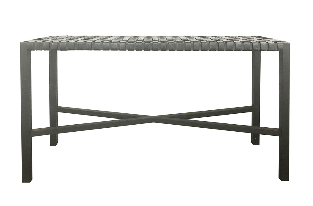 Alf Console Table Black