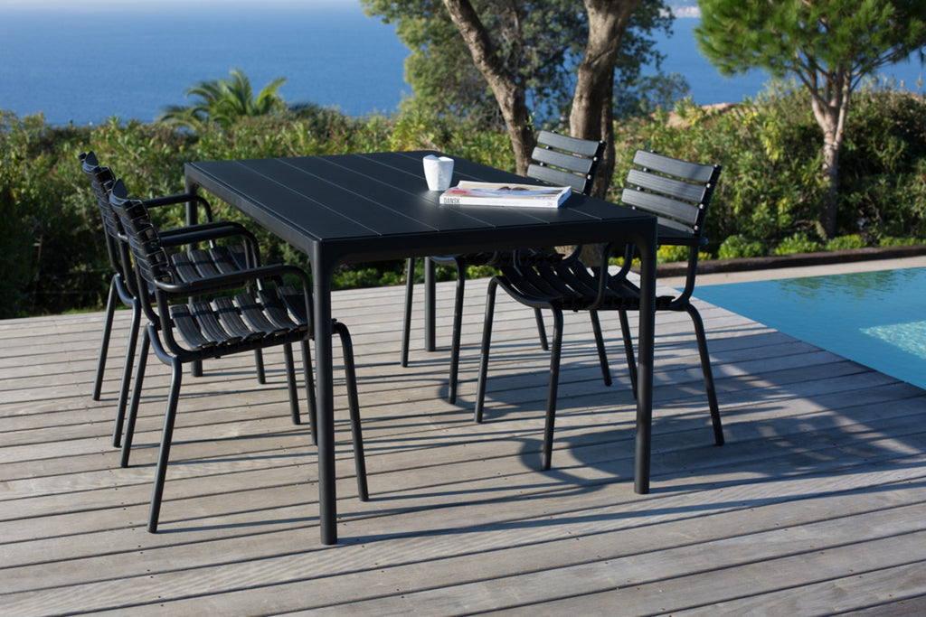 Clips Dining Chair Black