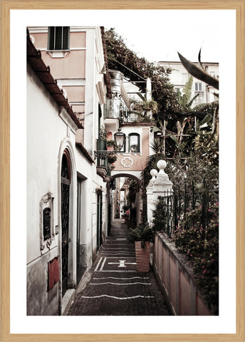 Minori Photographic Print with Frame