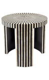 Alfie Bone Inlay Side Table