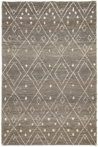 Jute Taupe/Cream Stripe Rug