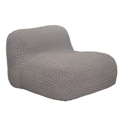 Elements Outdoor One Seater Sofa/Chair Taupe