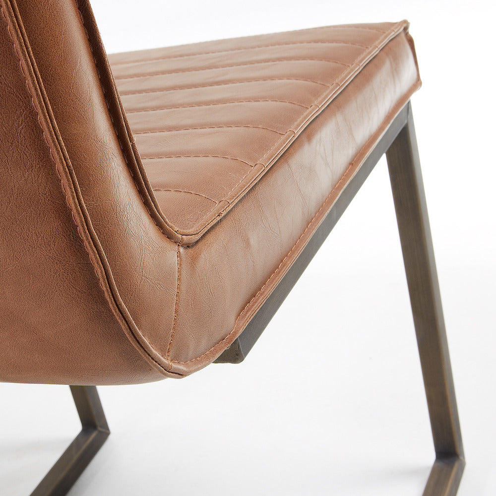Orsino Dining Chair Tan