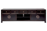Jiang TV Unit Black