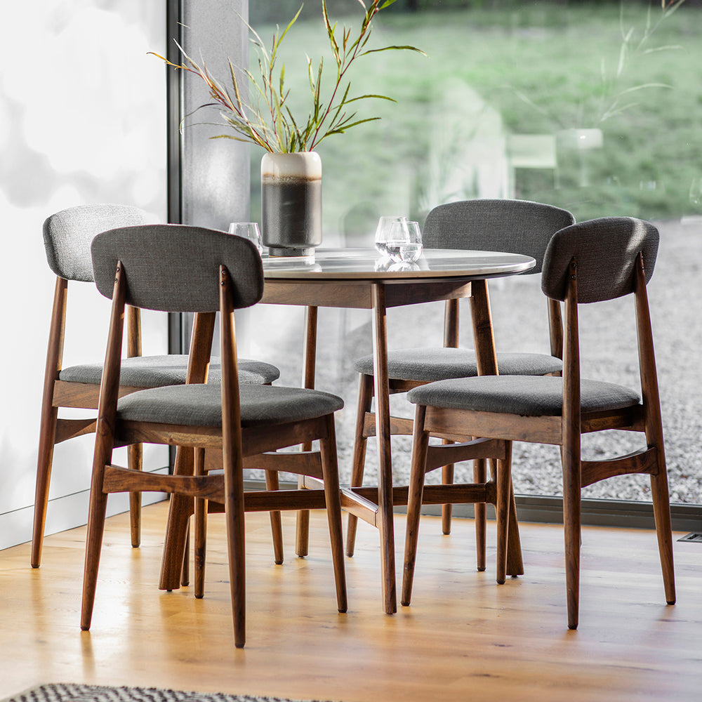 Trieste Round Dining Table