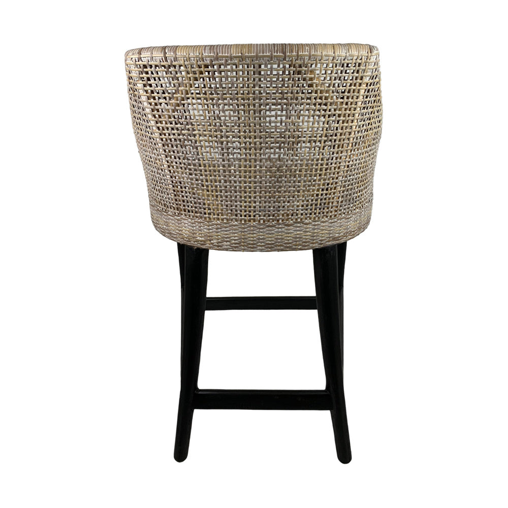 Grace Counter Stool Smoke Grey Interiors Online