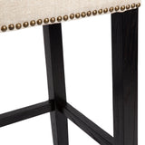 Eli Bar Stool Natural